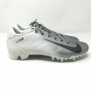 Nike Men's Vapor Silver Football 917166 101 Size 8